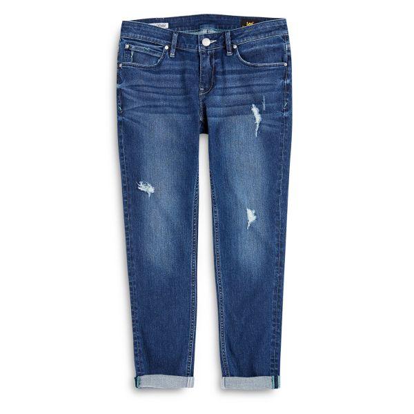 女装七分牛仔裤