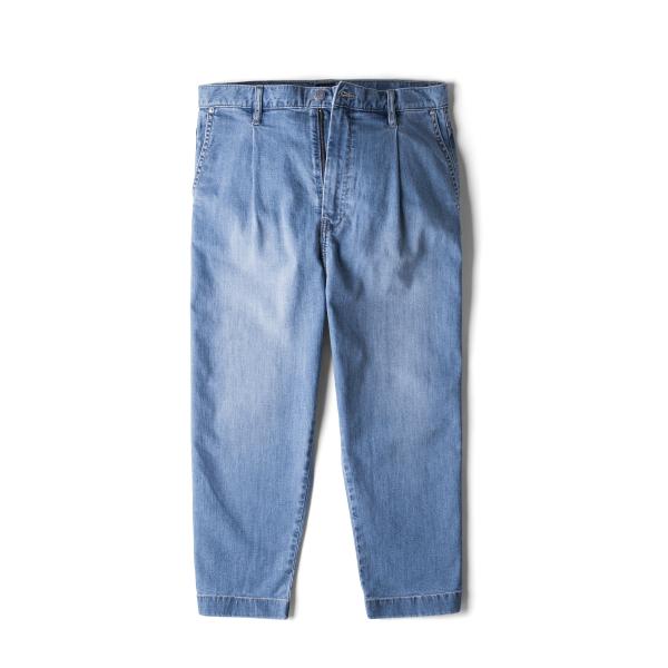 男装九分牛仔裤