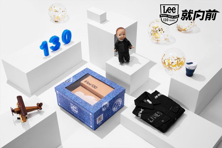 Lee X Edw | 彭于晏带来新作,为百年精湛丹宁欢呼!