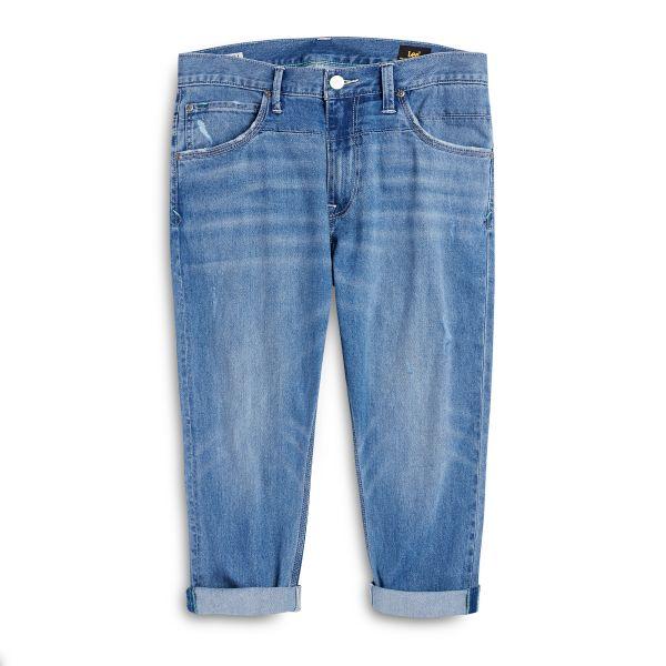 男装七分牛仔裤