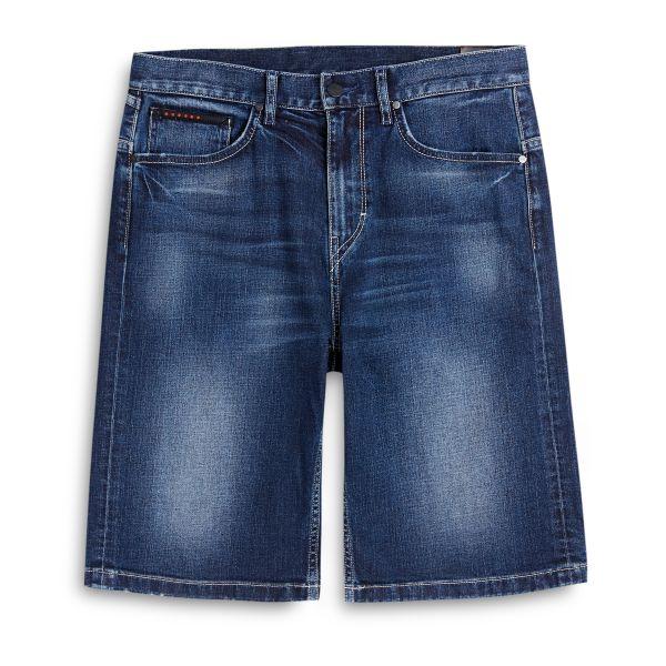 男装丹宁短裤
