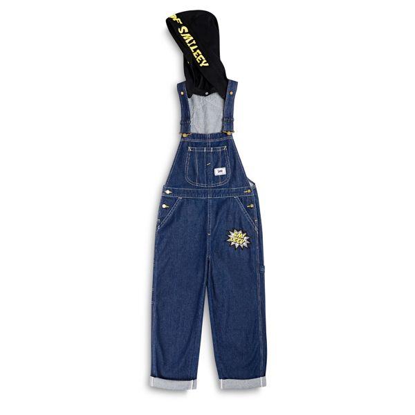 女装牛仔背带裤